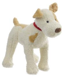 Knuffel hond  Eliot 23 cm
