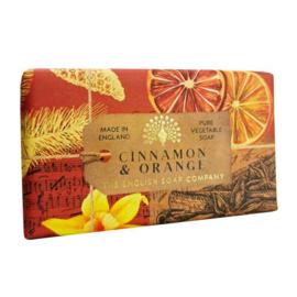 Zeep Cinnamon & Orange - The English Soap Company
