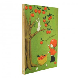 Notebook Apple Pick - Poppi Loves - Santoro London