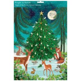 Adventskalender Winter Hideaway - Roger la Borde