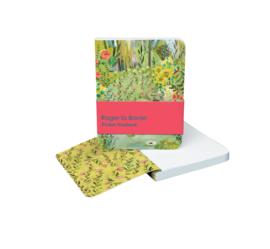 Zak notitieboekje Dreamland - Roger la Borde