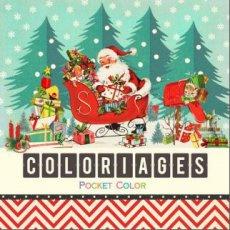 Geïllustreerd Kleurboek kerst - Gwenaëlle Trolez Créations