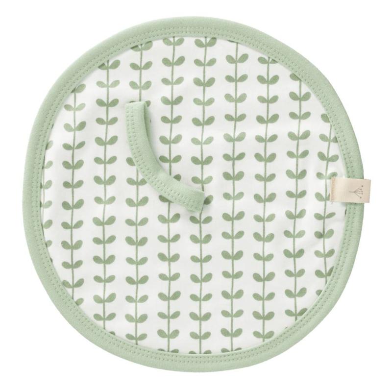 Speendoekje Leaves mint
