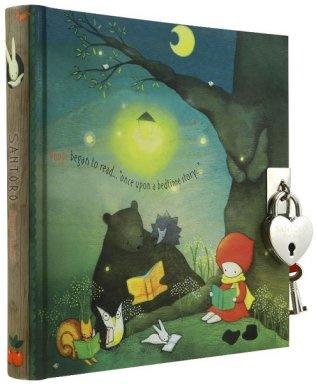 Dagboek Quiet Night Reading - Poppi Loves - Santoro London
