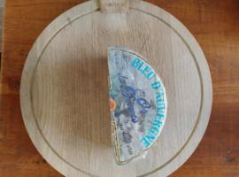 Blue Auvergne bereid uit rauwe melk