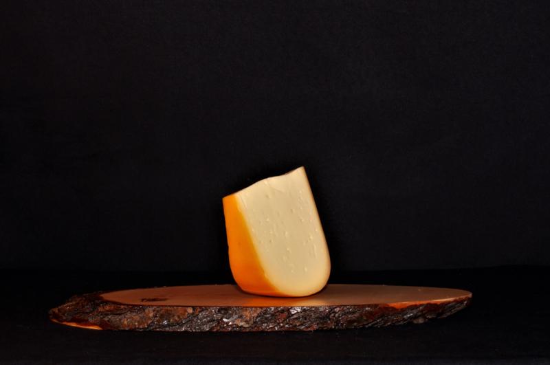Jong belegen boerderij kaas