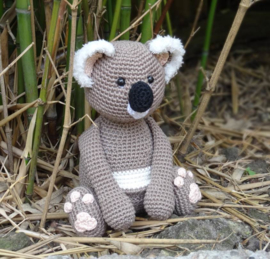 Haakpatroon koala Khloé