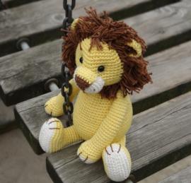 Haakpatroon leeuw Lars