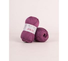 Coton 3 Amarante 2395