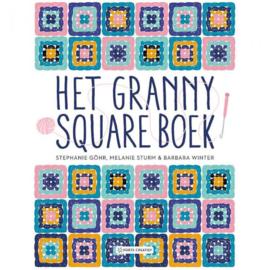 Het granny square boek - Stephanie Gohr