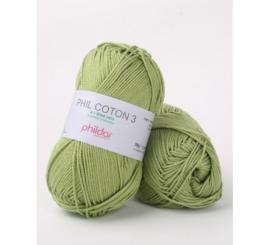 Coton 3 Feuille 2099