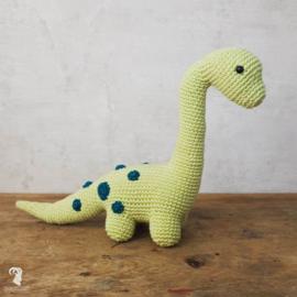 Dino Brontosaurus Haakpakket