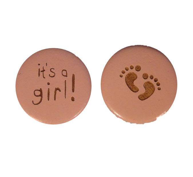 It's a girl! Knoop 20mm