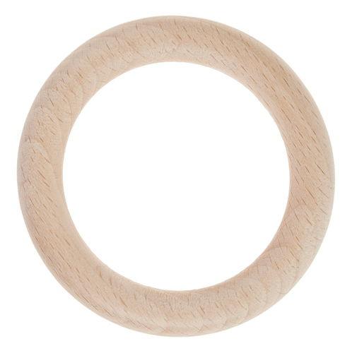 Houten ring 3,5cm