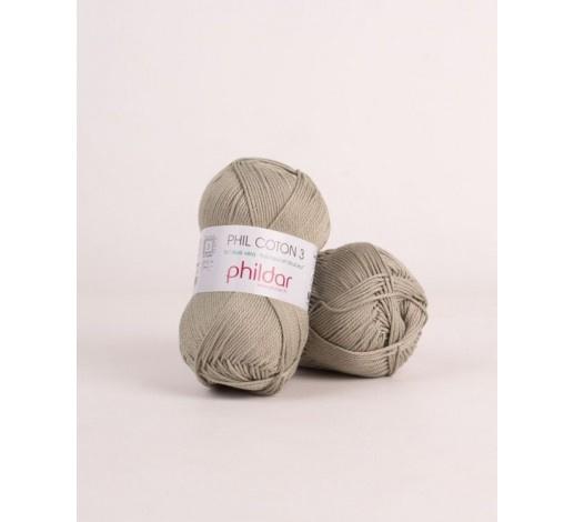Coton 3 Tilleul 2415