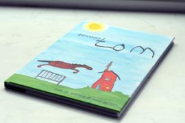 """boek """"gewoon Tom"""""""