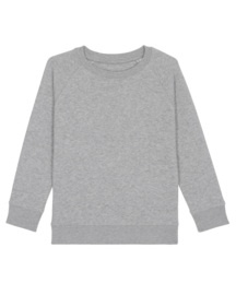 Heather Grey sweater for the little one