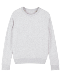 Heather Ash capsule sweater for her