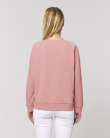 Canyon pink sweater for her