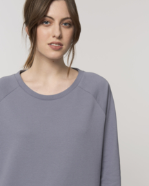 Lava grey sweater for her