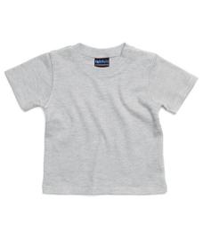 Gepersonaliseerde t-shirt (gebaseerd op geboortekaartje)