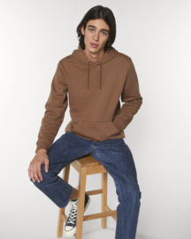 Hooded sweater Caramel