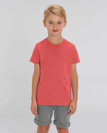 Mid Heather Red capsule t-shirt