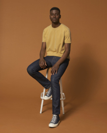 Vintage dyed t-shirt Ochre