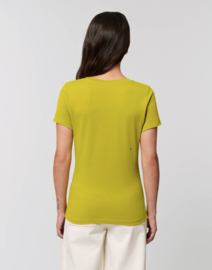 Hay Yellow t-shirt for her