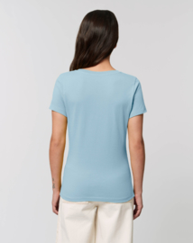 Sky Blue t-shirt for her