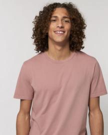 Vintage dyed t-shirt Canyon Pink