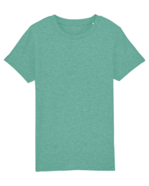 Mid Heather Green capsule t-shirt