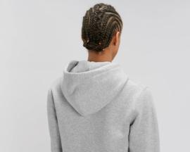 Hooded sweater Heather Grey