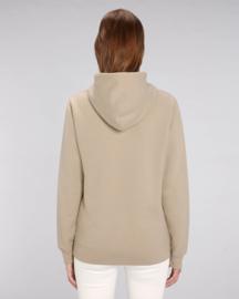 Hooded sweater Desert Dust