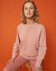 Sweater Vintage Dyed Rose Clay