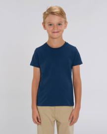 Black Heather Blue capsule t-shirt
