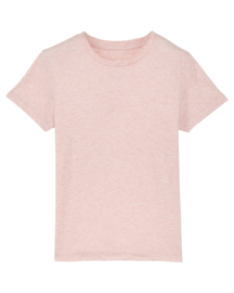 Cream Heather Pink for the little ones