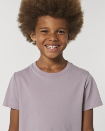 Lilac Petal t-shirt for the little ones