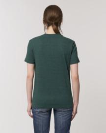 Heather Snow Glazed capsule t-shirt