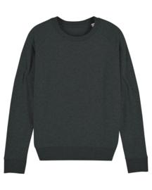 Dark Heather Grey sweater for her