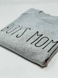 BOYS MOM sweater - wide fit