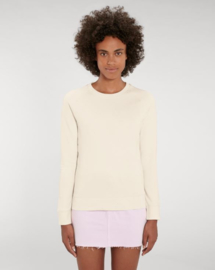 Natural Raw capsule sweater for her