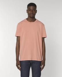 Vintage dyed t-shirt Rose Clay