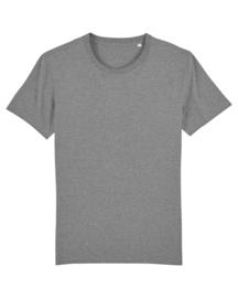 Mid heather grey t-shirt