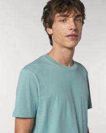 Teal Monstera t-shirt