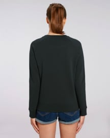 Black sweater for her