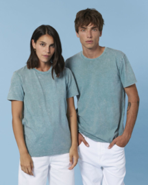 Vintage dyed t-shirt Teal