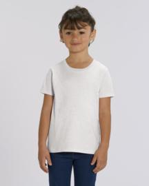 Cream heather grey capsule t-shirt