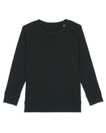 Black sweater for the little one