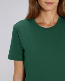 Bottle green capsule t-shirt